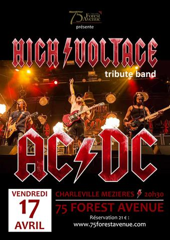 AC/DC tribute by High Voltage