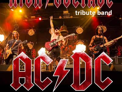 AC/DC TRIBUTE HIGH VOLTAGE